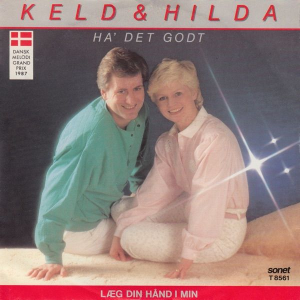 """Ha' det godt"" performed by Keld & Hilda Heick. Danish National Final 1987."