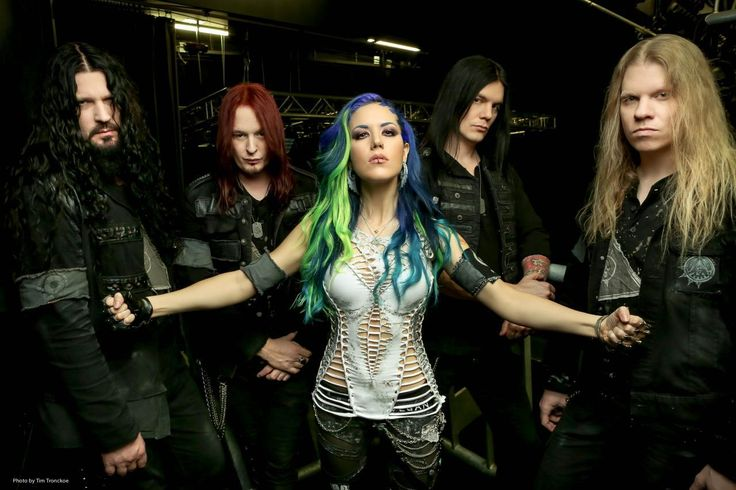 ARCH ENEMY Is In The Studio, New Album Coming This Year