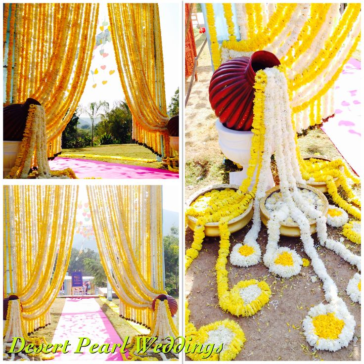Wedding Floral decor  Destination wedding planner in india  Destination wedding planner Rajasthan  Desert Pearl Weddings   Visit : http://www.desertpearlent.com