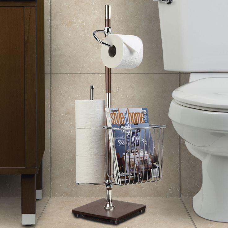 unique toilet paper stands - 736×736