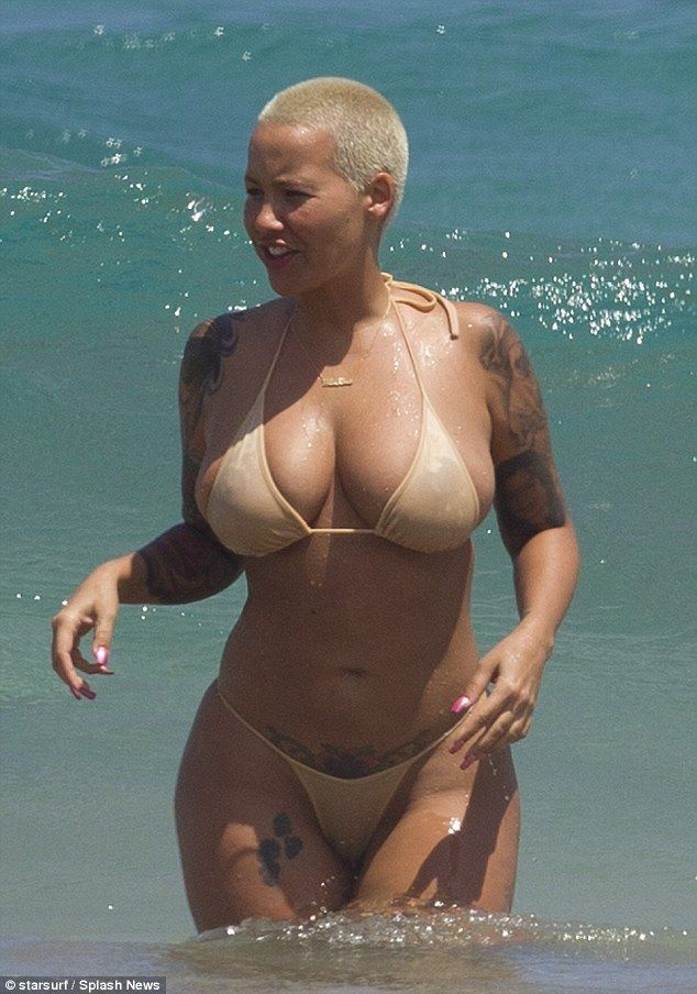Amber rose body nude-2751