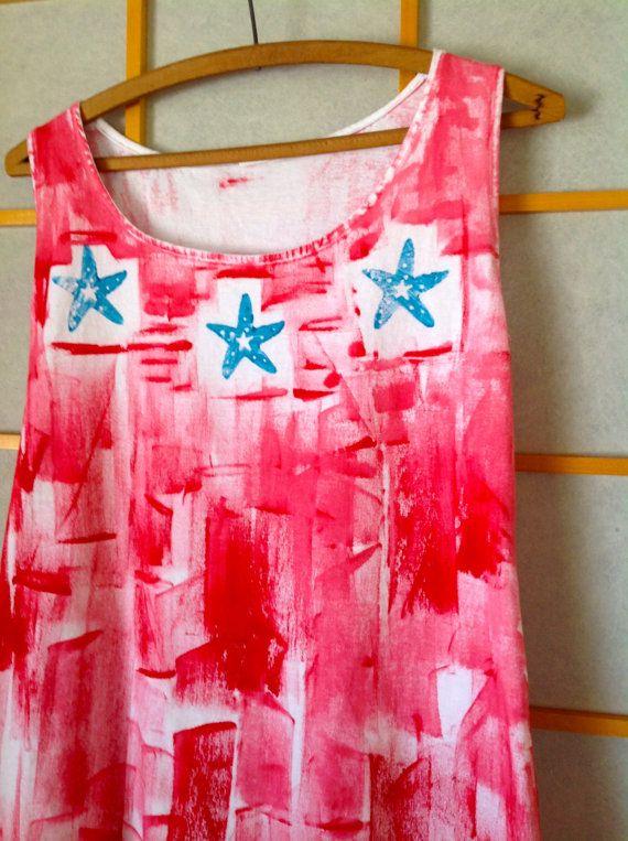 #etsyfashion #epiconetsy #TIntegrityT @MDFDRetweets Hawaiian Dress  Cotton…