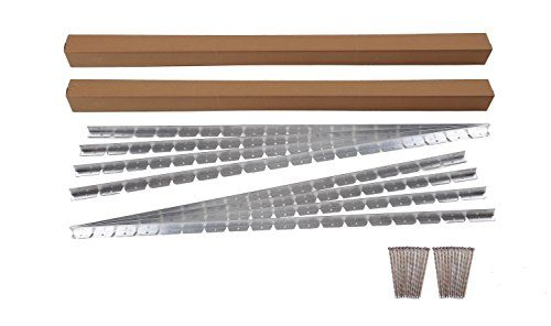 Easyflex 185648C Commercial Grade Aluminum Paver Edging 400 x 300