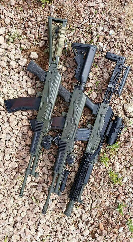 Rifle Dynamics