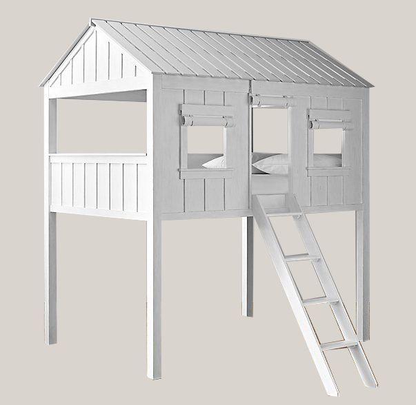 Κουκέτα σπιτάκι / bunk bed house by Loizos House
