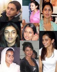 Bollywood Actresses Without Makeup No Makeup