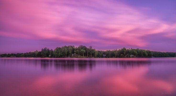 Lake Monticello Virginia [OC] [2048x1126] -Please check the website for more pics