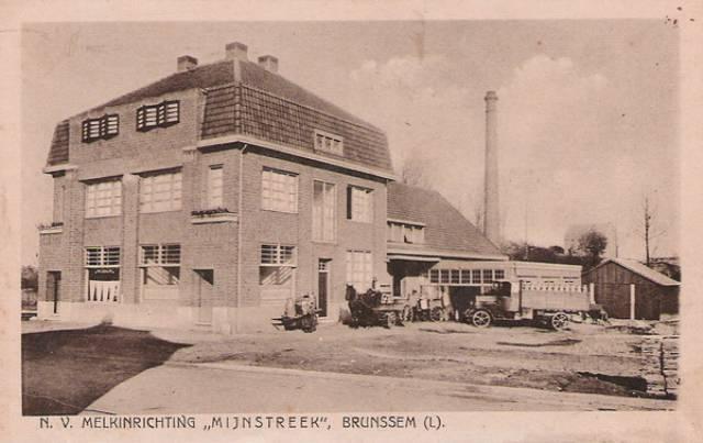 N.V. Melkinrichting Mijnstreek, Brunssum