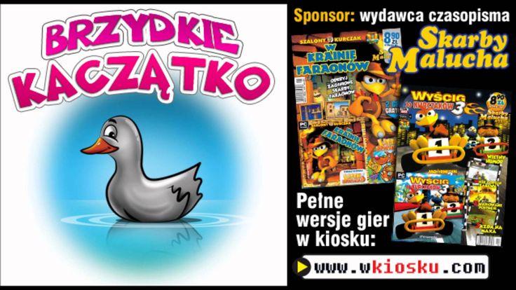 Brzydkie Kaczatko _ bajka audio