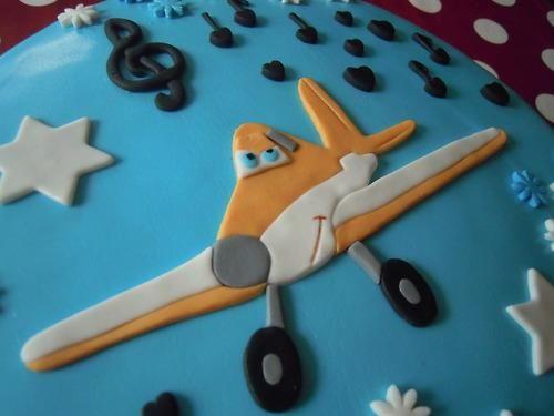 Dalla passione di papà Luca per gli aerei e dal nuovo cartone...