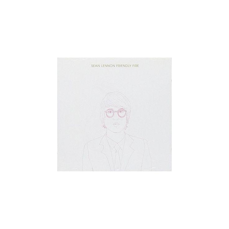 Sean Lennon - Friendly Fire (Cd+dvd Pal/Region 0)