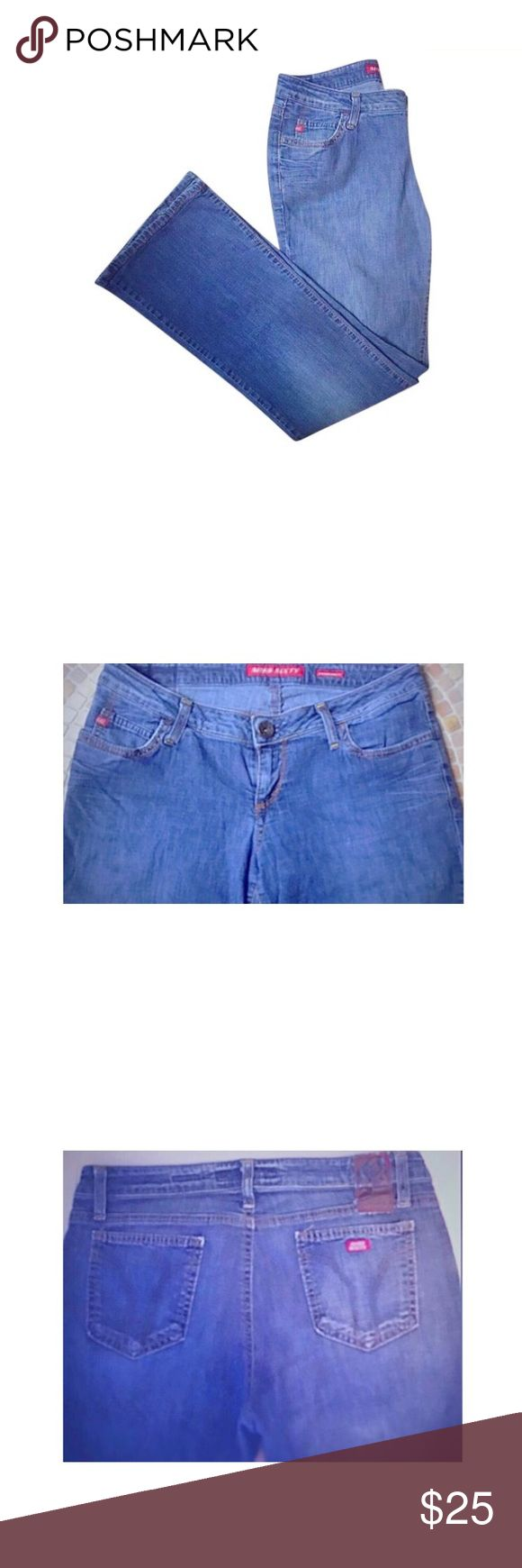 Miss Sixty Jeans 🎀 Soft Jean Condition: Used / Good. // Blue Jean is really soft, light weight, & comfortable. // Color: Light Blue Jean. // Made in Italy 🇮🇹 // 98% Cotton. Miss Sixty Jeans Flare & Wide Leg