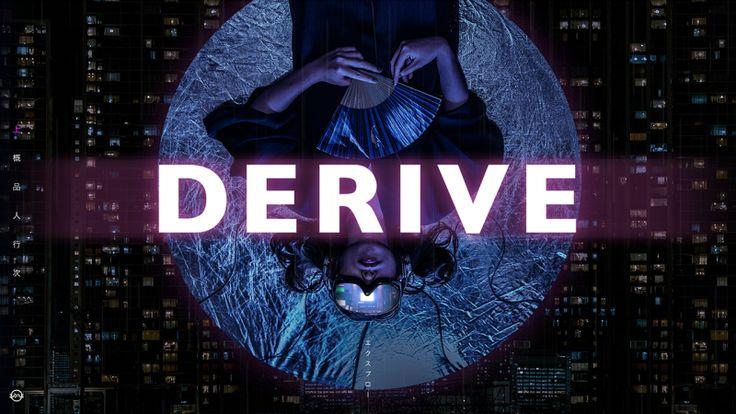 #DOTD DERIVE by Cody Ellingham #Japan #Website