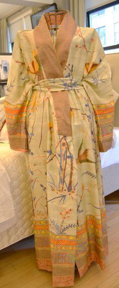 Kimono robe Fong, Granfoulard Collection