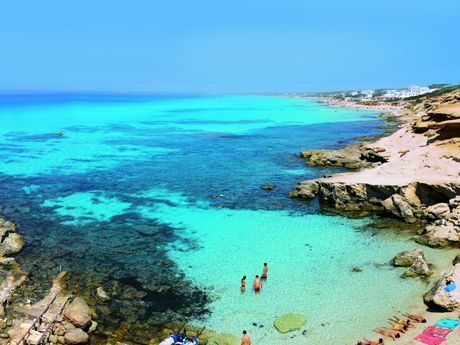 Balearic island Formentera is a haven for peace-seeking hippies and artists
