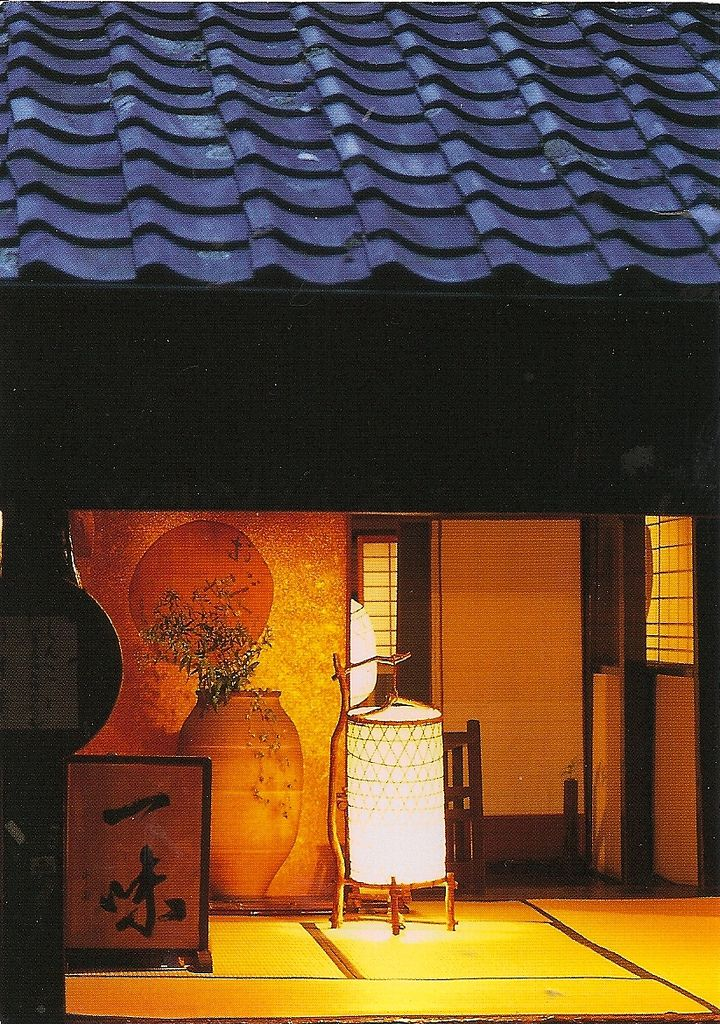 Kyoto at night -
