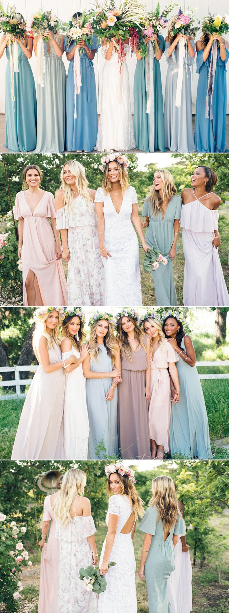 We are so excited to introduce you to the new 2017 summer bridal collection by Show Me Your Mumu.  Filled with gorgeous prints, color living looks, heavenly whites, and boho-chic silhouettes, this collection is designed to work with pretty much any wedding style. Join us as we share some of our favorite picks below, and …