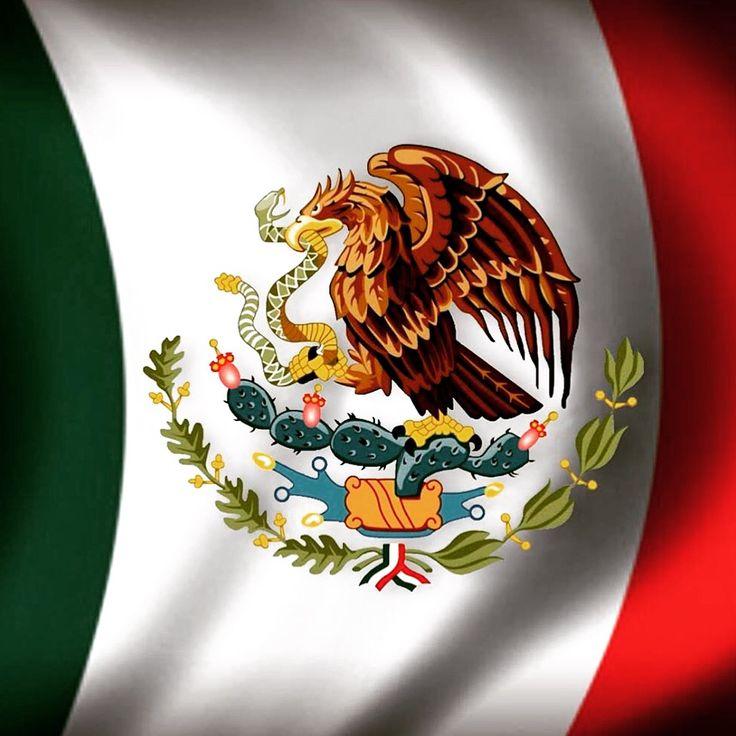 #Bandera de #Mexico legado de nuestros #heroes #megusta #24defebrero #flag #mx