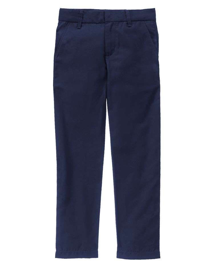 Twill Dress Pants at Gymboree
