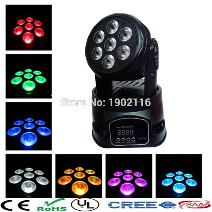 76.00$  Buy here - http://aliz7o.worldwells.pw/go.php?t=32724816092 - Wholesale cheap price LED Moving Head Mini wash /7x12w RGBW LED effect dmx stage light /chandelier lighting /disco dj light/Xmas 76.00$