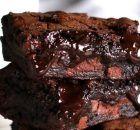 Το τέλειο σοκολατένιο μπράουνις (Video)