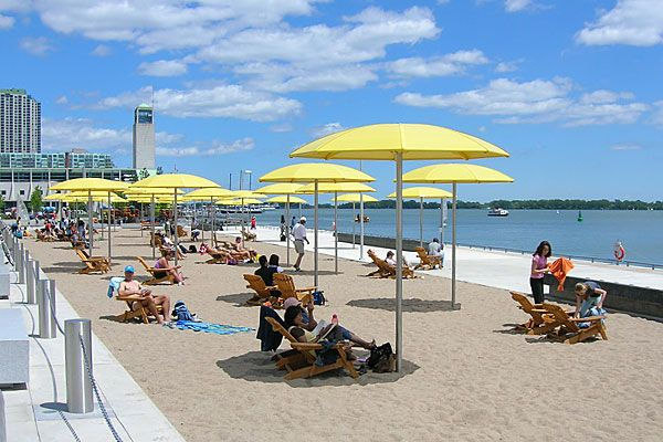 Urban Beach, Toronto