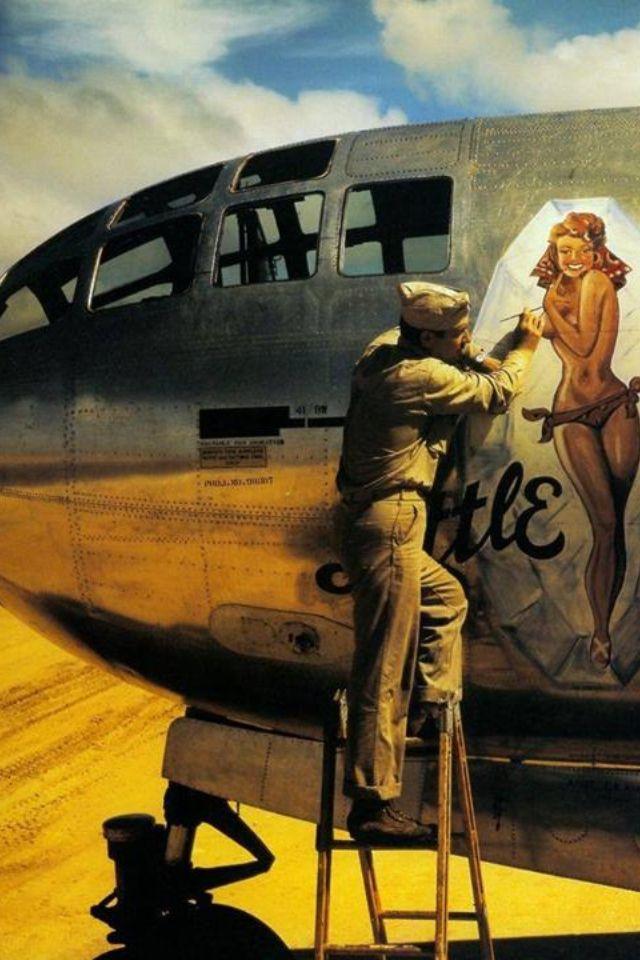 Image result for cover of life magazine artist painting bomber WWII sprenger