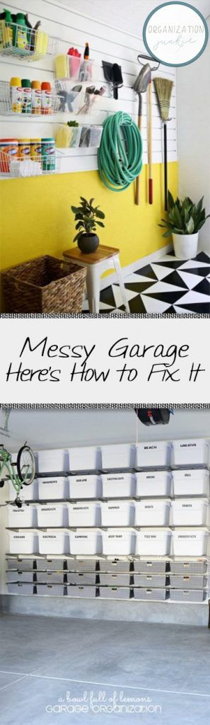 Garage Organization How To Organize Your Tips And Tricks Home