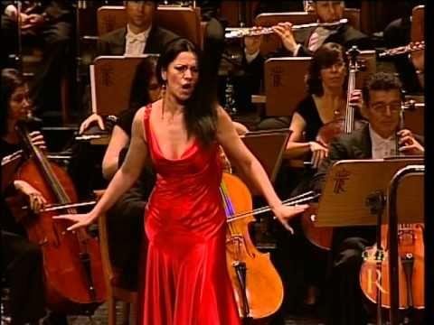 Angela Gheorghiu - Granada - Madrid 2007 - YouTube