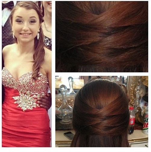empire school haircuts 1000 images about prom and wedding styles on 4143