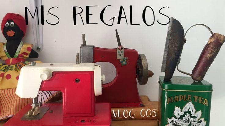 MIS REGALO//HISTORIA DEL CANAL//VLOG005