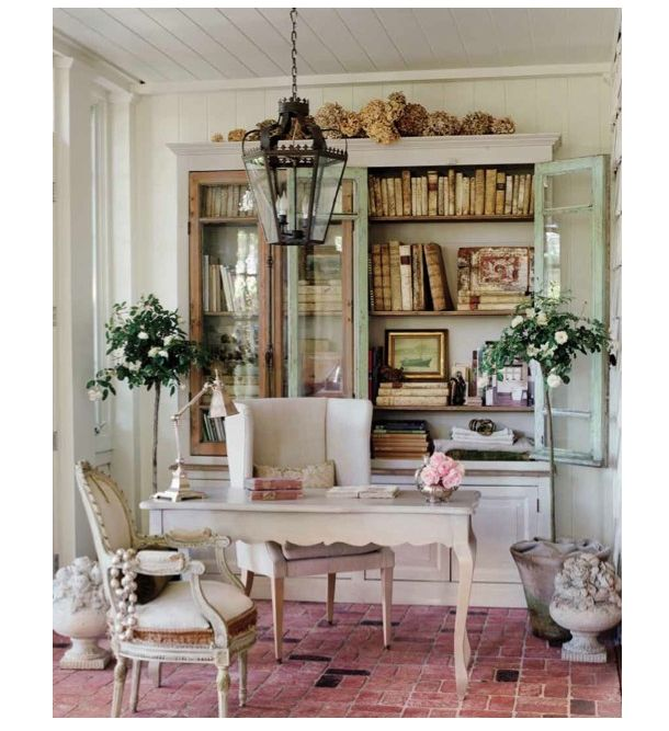 Charming 116 Best New Shabby Chic Girl Cave Home Office Decor Ideas Images On  Pinterest | Folding Screens, Room Dividers And Cottage