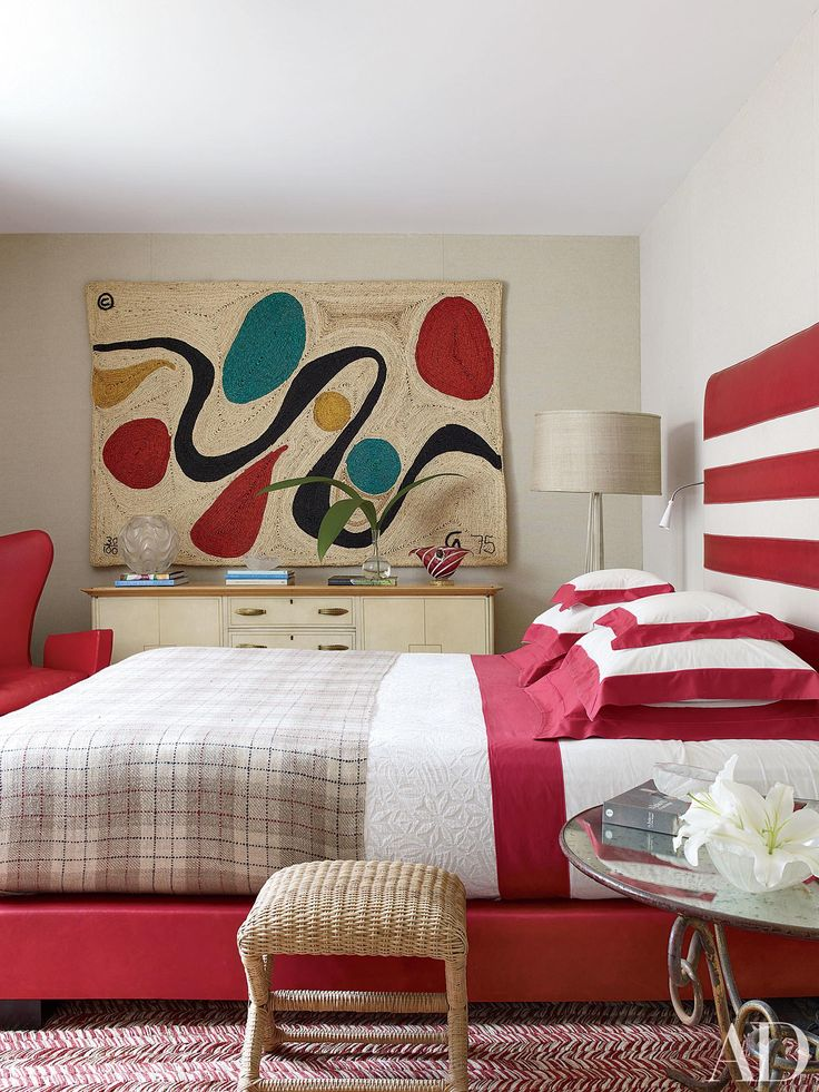 A Rio De Janeiro Guest Rooms Maguey Fiber Wall Hanging Was Handwoven In Central America