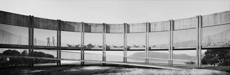 #UnbuiltArchitecture - #VisitorCenter by E2A