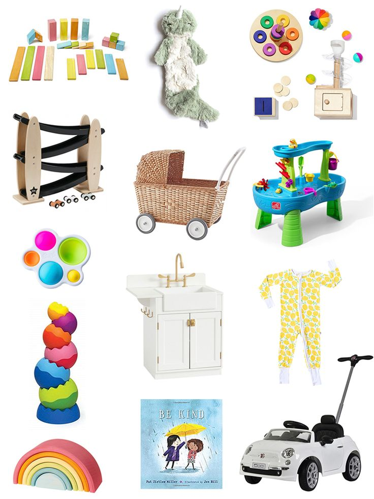 The Best Toys and Birthday Gifts for 1YearOlds Toys