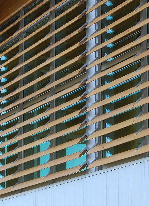 Naco Exterior Wood Louvers Sun Controllers Savannah