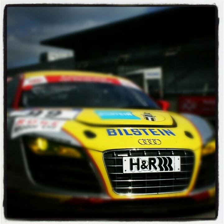 #Audi #R8 LMS @ Nürburgring 2010