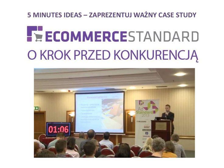 """Sławomir Chmielewski Pegasus Group """"5 minutes IDEAS"""""""