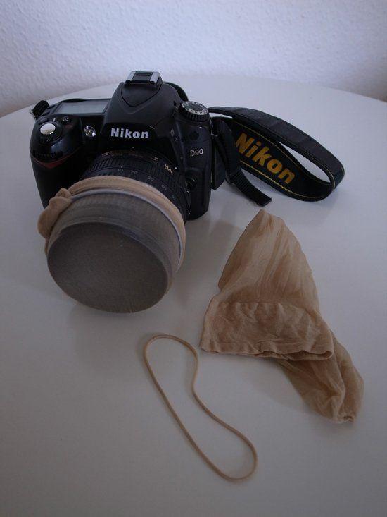 diy soft focus filter