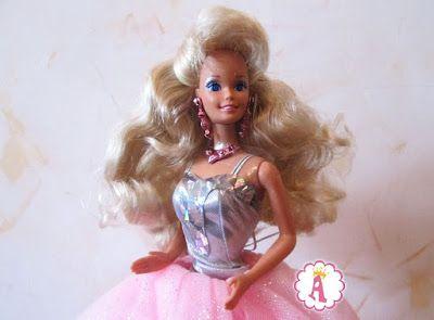 Queen Alice Toys | Обзоры игрушек и кукол: Барби 90х с глазами кристаллами: обзор коллекционн...
