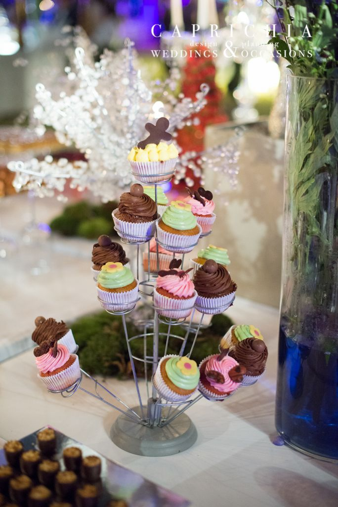 #Cupcakes.   Goyo #Catering (2014) Foto: @mireiagc Wedding Planner: @caprichia