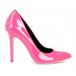 Timeless pump in a popping color! Get ready spring!