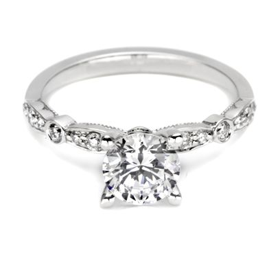 214 best Tacori Engagement Rings images on Pinterest ...