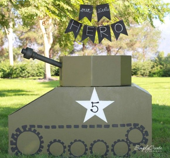 How great is this tank?! #military #kids