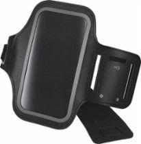 Insignia Fitness Armband for Apple iPhone 8/7/6s and Samsung S8/S7 Black NS-MA7AB - Best Buy
