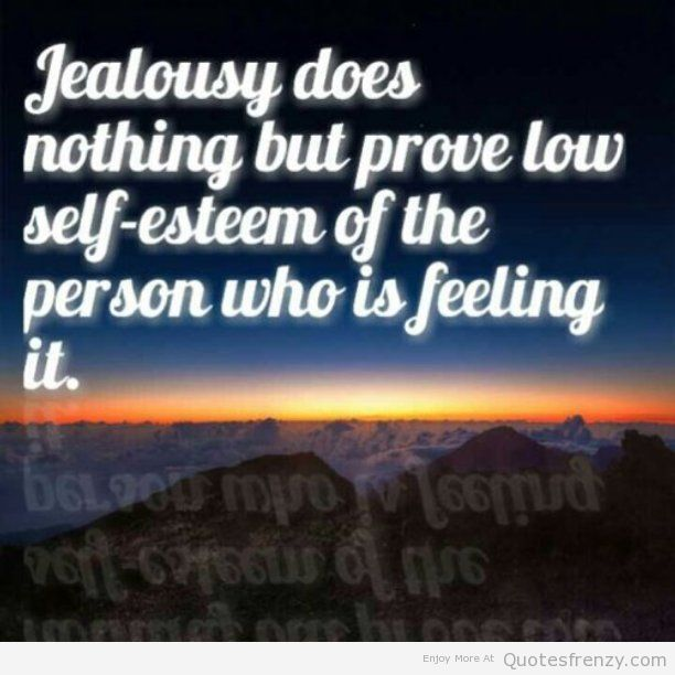 quotes about jealous people - photo #46