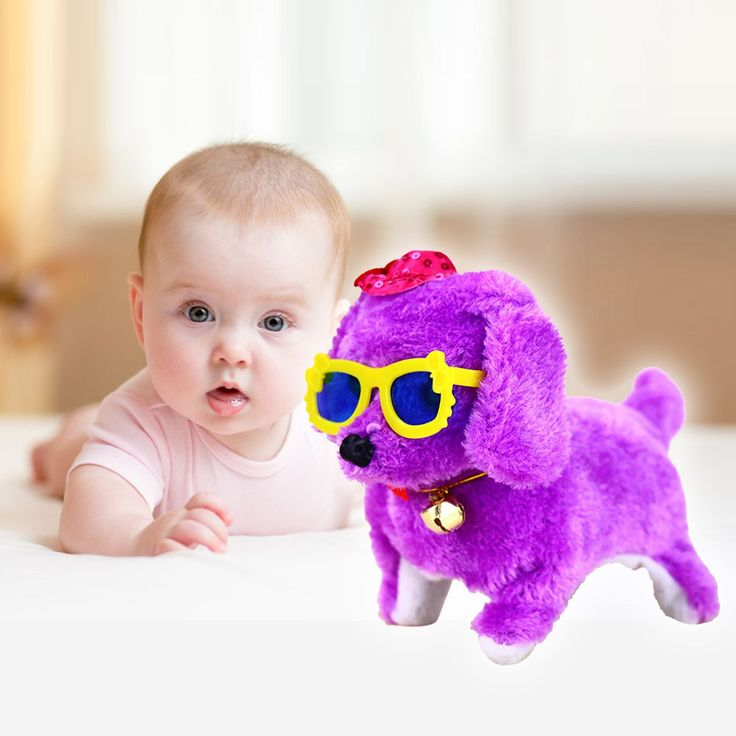 Cheapest prices US $2.85  HIINST 2017 New Pink Robotic Cute Electronic Walking Pet Dog Puppy Kids Toy With Music Light Dropship Y791  #HIINST #Pink #Robotic #Cute #Electronic #Walking #Puppy #Kids #Music #Light #Dropship  BestSeller