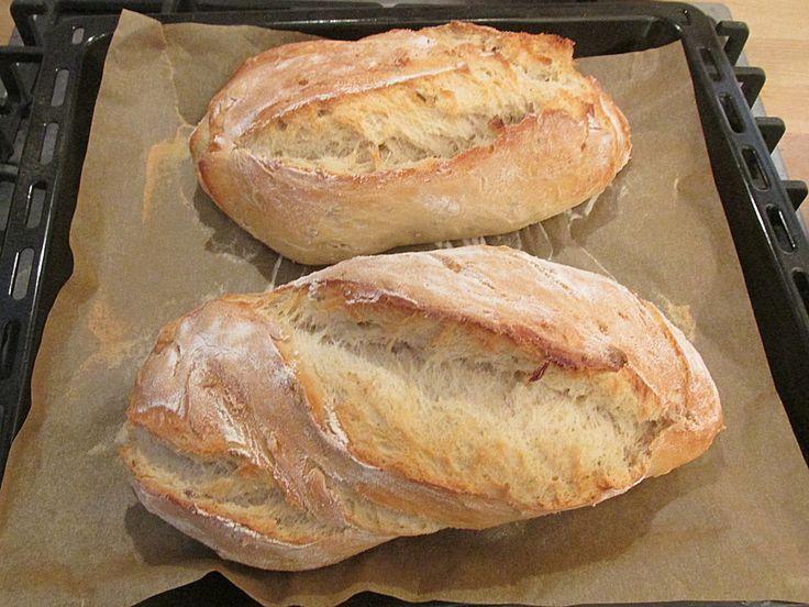 Weißbrot  schnell und einfach, ein leckeres Rezept aus der Kategorie Brot und Brötchen. Bewertungen: 97. Durchschnitt: Ø 4,5.
