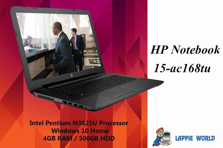 HP Notebook 15-ac168tu
