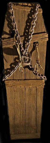 creepy coffin halloween coffinhalloween diyhalloween decorationshaunted